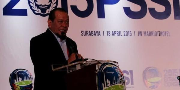 Ketum PSSI Nilai Menpora Akan Kudeta Kepengurusan PSSI