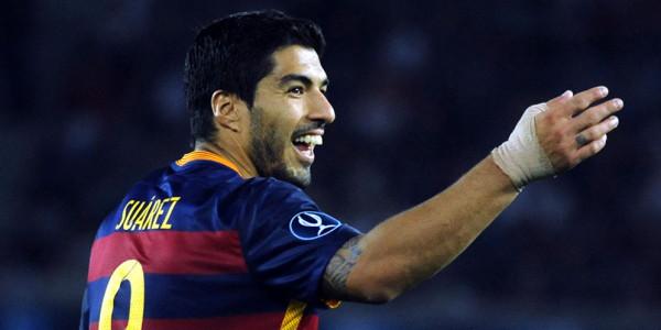 Menurut C.Rodriguez, Suarez Lebih Hebat Ketimbang Messi