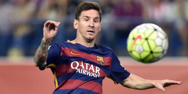 Messi Tak Terpengaruh Virus FIFA