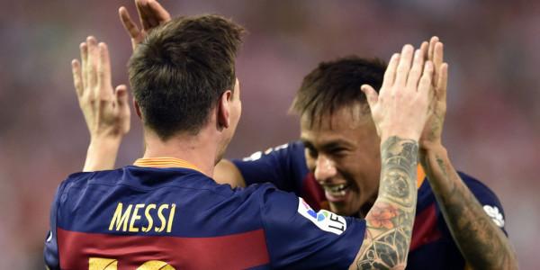 Messi dan Neymar Sudah Sama-Sama Paham