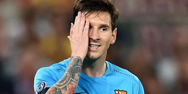 Pasca Lawan Roma, Messi dan Mathieu Cedera