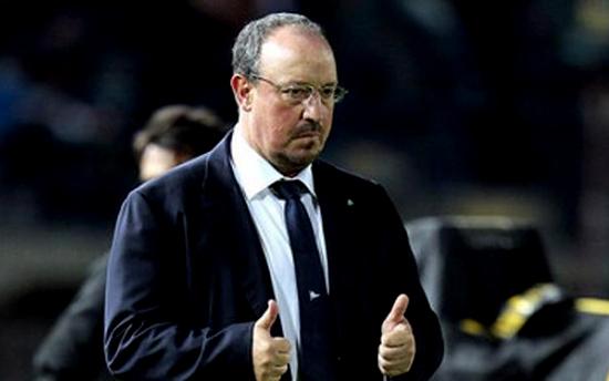 Penampilan Madrid Membuat Benitez Merasa Puas