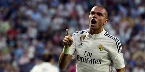 Pepe Berambisi Antar Madrid Menang Besar di San Mames