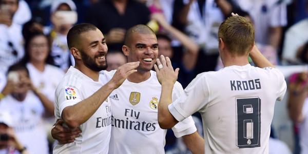 Real Madrid Hanya Menang 1-0 Atas Granada, Itu Langka