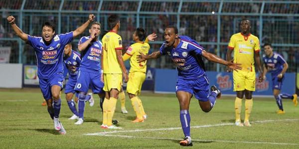 Sriwijaya FC Akui Kekalahan Dari Tuan Rumah Arema Cronus