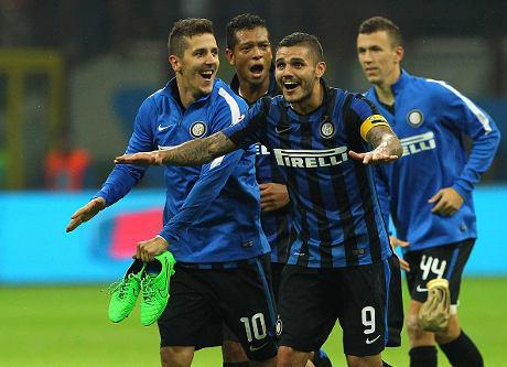 Start Apik Inter Kejutkan Jovetic