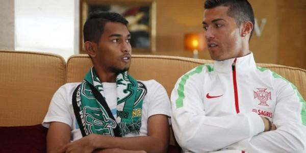 Usai Ronaldo, Sekarang Giliran Presiden Sporting Sapa Martunis