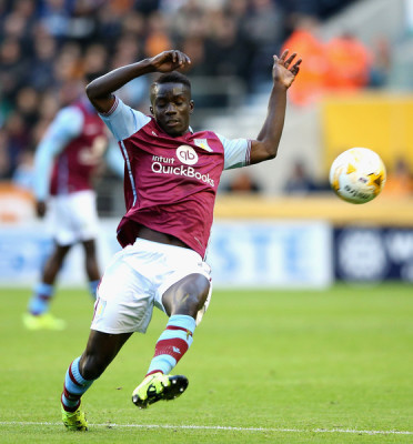 Tim Sherwood yakin Gueye mampu berkontribusi besar untuk Aston Villa