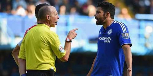 Chelsea kecewa dengan hukuman yang di berikan Costa