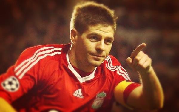 Steven Gerrard : Karir saya di mulai di Liverpool