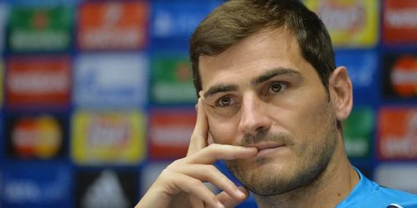 Salgado: Porto Adalah Tempat yang Tepat Untuk Iker