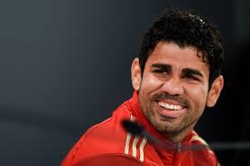 Costa ingin segera cetak gol saat menjamu Slovakia