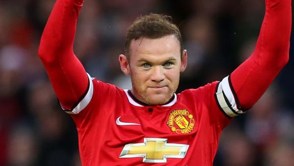 Rooney tak pernah targetkan Gol yang banyak.