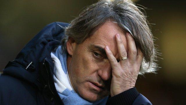 Mancini : Inter Harus Perkuat Lini Penyerangan