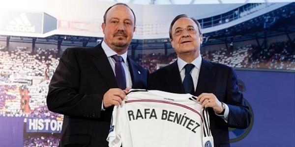 Presiden Madrid: Dulu Benitez Pernah Setia dengan Liverpool & Acuhkan Madrid