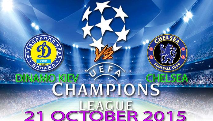 Prediksi Dinamo Kiev Vs Chelsea