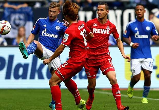 FC Koln Bungkam Schalke 04 Dengan 3 Gol Tanpa Balas