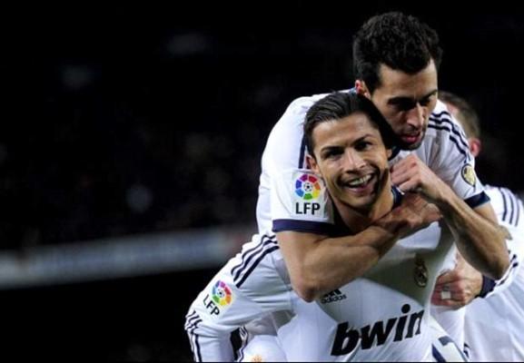 Alvaro Arbeola puji Cristiano Ronaldo