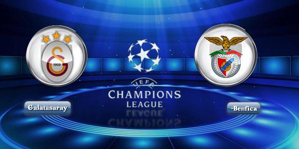 Prediksi Galatasaray Vs Benfica