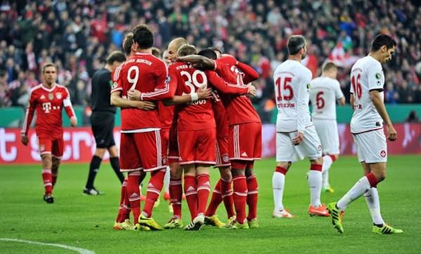 Munchen Cukur Dortmund Dengan Skor 5 - 1