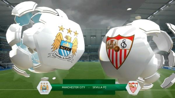 Prediksi Manchester City Vs Sevilla