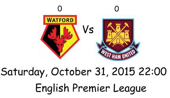 Prediksi Watford Vs West Ham