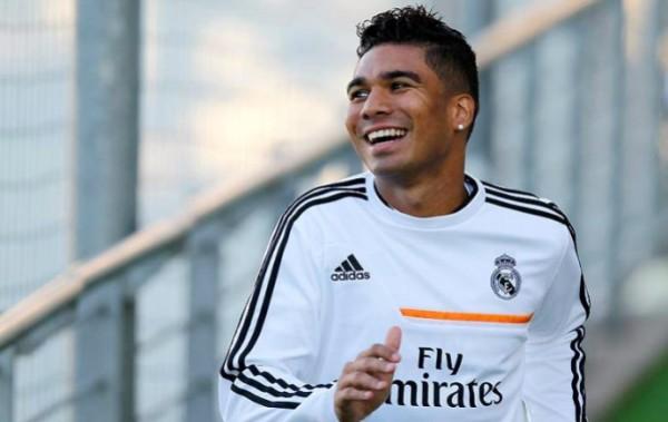 Menurut Casemiro Real Madrid Berhak Mendapatkan Lebih