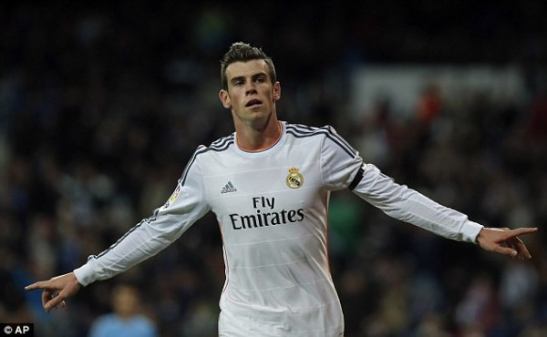Aksi Bale Ternyata Sudah Pikat Bayern Munchen