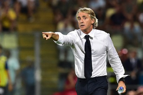 Mancini Nantikan Derby d'Italia yang Seru