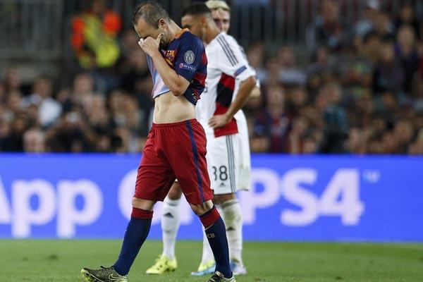 Iniesta Bertekad untuk Bisa Lebih Hebat Lagi