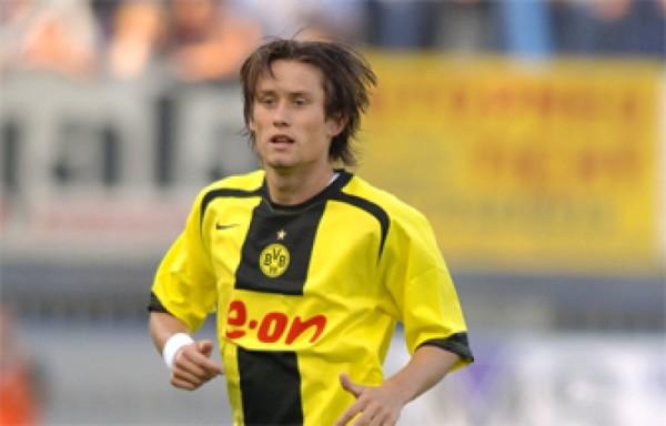 Jendral Lapangan Tengah Dortmund Genap Berusia 35 Tahun