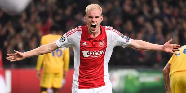 Juventus Pantau Dua Bintang Muda Ajax
