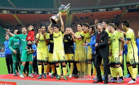 Kalahkan Milan, Inter Raih Trofeo Berlusconi