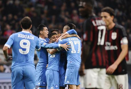 Kemenangan Terbesar Napoli atas Milan yang Steril Lagi
