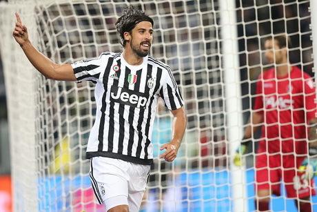 Khedira Datang, Juventus Menang