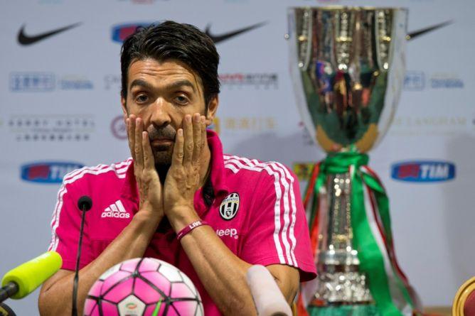 Kiper Juventus Merasa Sangat Senang Bisa Lampaui Rekor Del Piero