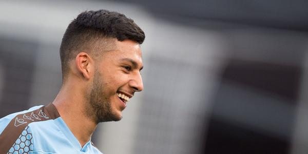 Kishna: Saya Tolak Arsenal Demi Lazio