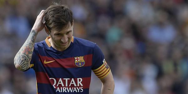 Laporta Sebut Barca Tepis Tawaran Untuk Messi dari Inter