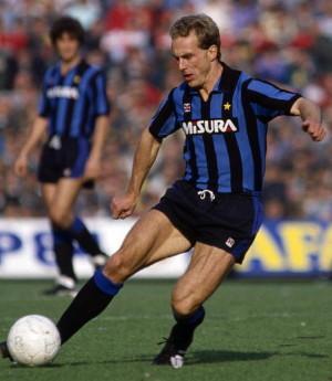 Legenda Inter Kenang Kemenangan Besar atas Juventus
