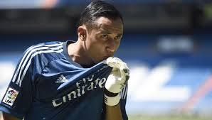 Madrid Bakal Negosiasi Kontrak Baru dengan Navas