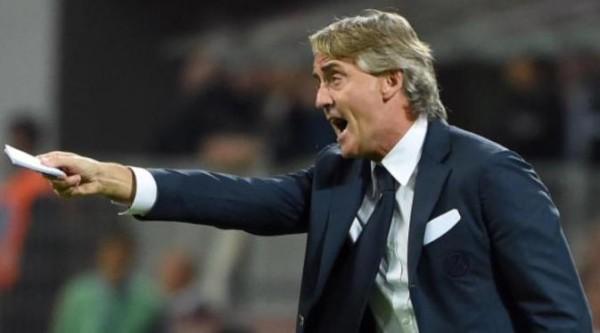 Mancini: Pertandingan Melawan Fiorentina Aneh