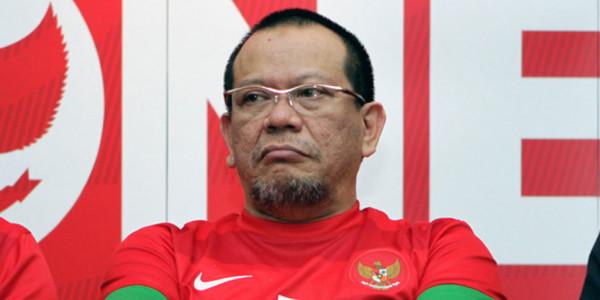 Menyedihkan, Itu Kata La Nyalla Tentang Sepakbola Indonesia