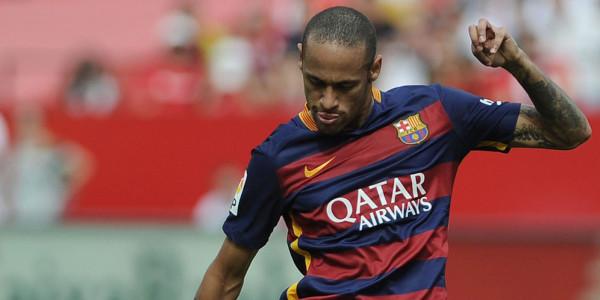 Neymar Catat Laga ke 100 Bersama Barca