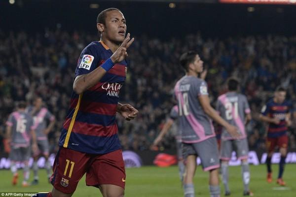 Neymar Enggan Ungkap Rahasia Penalti Satu Langkah