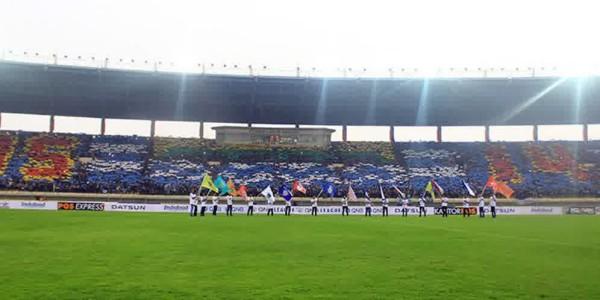 Para Bobotoh Dapat 65 Persen Tiket Final Piala Presiden