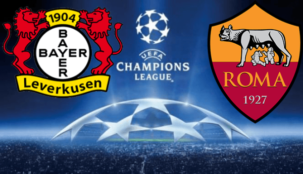Prediksi As Roma Vs Bayer Leverkusen