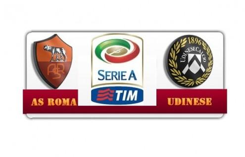Prediksi As Roma Vs Udinese