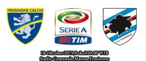 Prediksi Frosinone vs Sampdoria