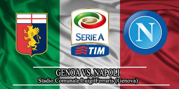 Prediksi Genoa Vs Napoli