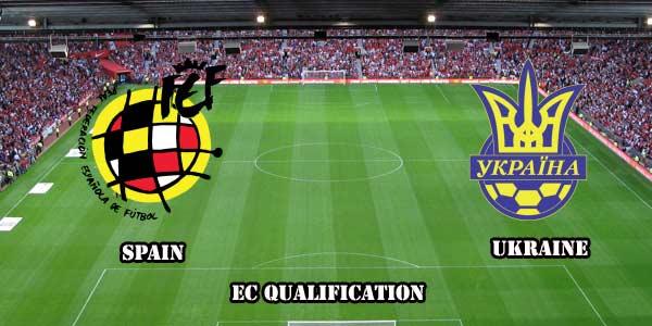 Prediksi Ukraine Vs Spain